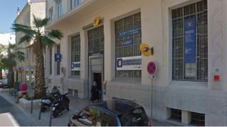 Foto vom 31. Oktober 2017 18:21, La Poste, 34 Rue de Mimont, 06400 Cannes, Frankreich