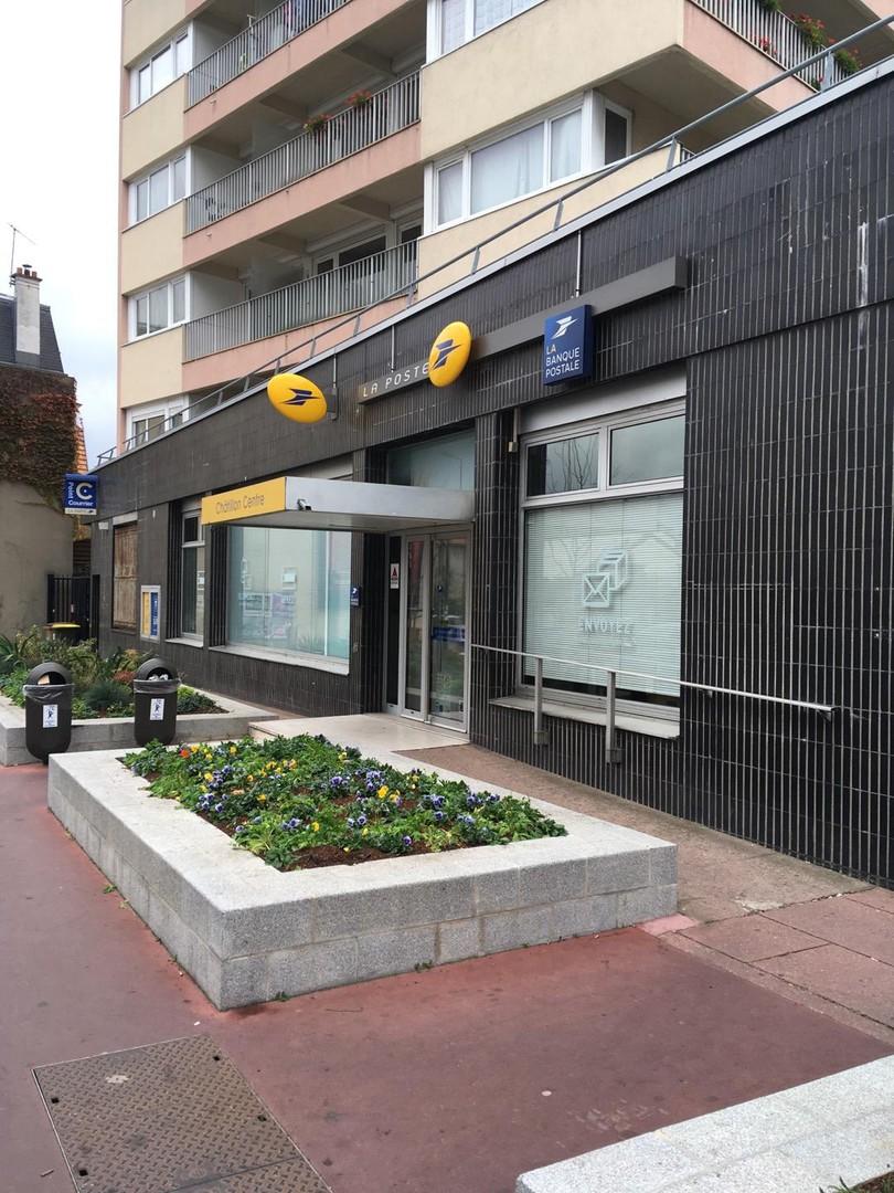 Foto del 4 de noviembre de 2017 13:53, La Poste, 12 Boulevard de Vanves, 92320 Châtillon, Francia