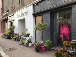 Photo of the March 10, 2017 4:40 PM, La Serre Fleurs et Jardins, 11 Rue Lecampion, 50400 Granville, France
