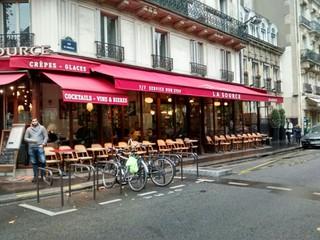 Photo of the November 11, 2017 2:18 PM, La Source, 49 Boulevard de la Tour-Maubourg, 75007 Paris, France