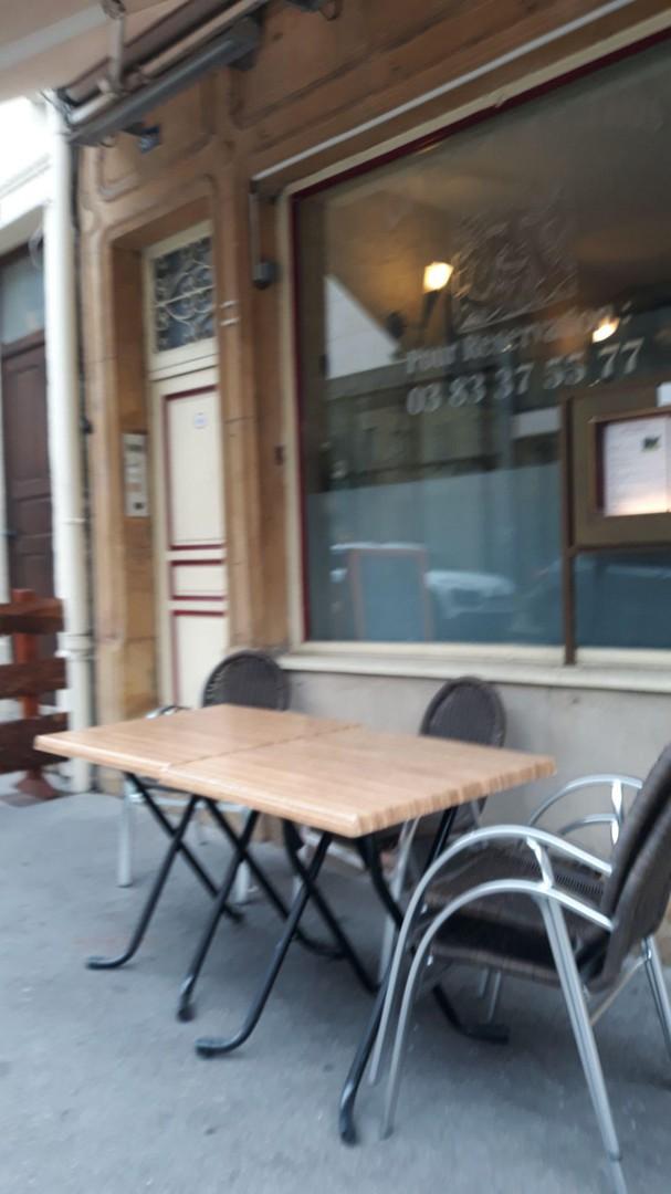 Foto del 19 de noviembre de 2017 9:19, La Table de Bacchus, 15 Rue des Maréchaux, 54000 Nancy, Francia