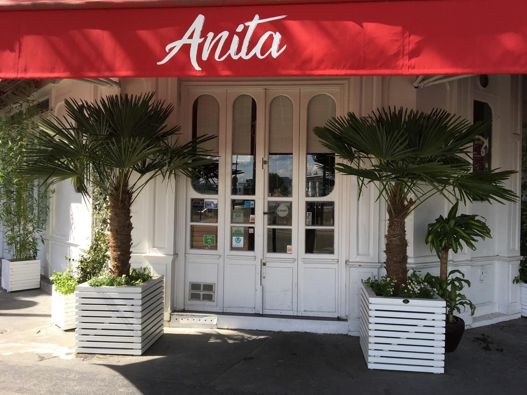 Foto vom 5. Juni 2017 14:30, La Pizza d'Anita - Restaurant Italien et Pizzeria, 182 Quai Louis Blériot, 75016 Paris, Frankreich