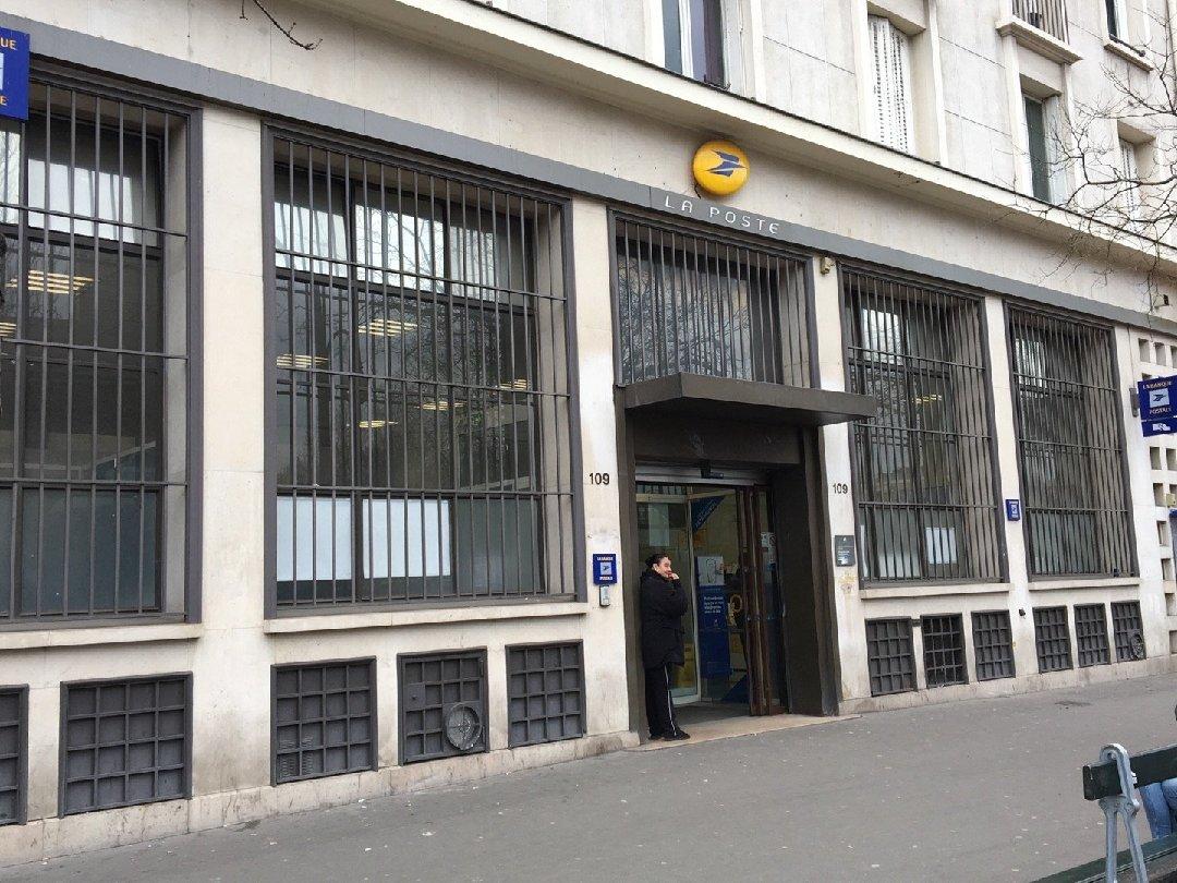 Foto del 2 de febrero de 2017 11:31, La Poste, 109 Boulevard Murat, 75016 Paris, Francia