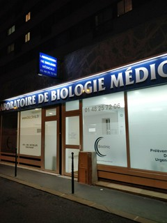 Foto vom 14. November 2017 17:20, Biology Laboratory Medical Jean-Baptiste Clément, 127 Avenue Jean Baptiste Clement, 92100 Boulogne-Billancourt, France