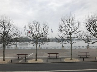 Photo of the April 9, 2018 7:26 AM, Lac d'Enghien, 69 Rue du Général de Gaulle, 95880 Enghien-les-Bains, France