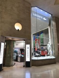 Photo of the May 23, 2017 1:45 PM, Lacoste, Carrousel Du Louvre, 99 Rue de Rivoli, 75001 Paris, Frankreich