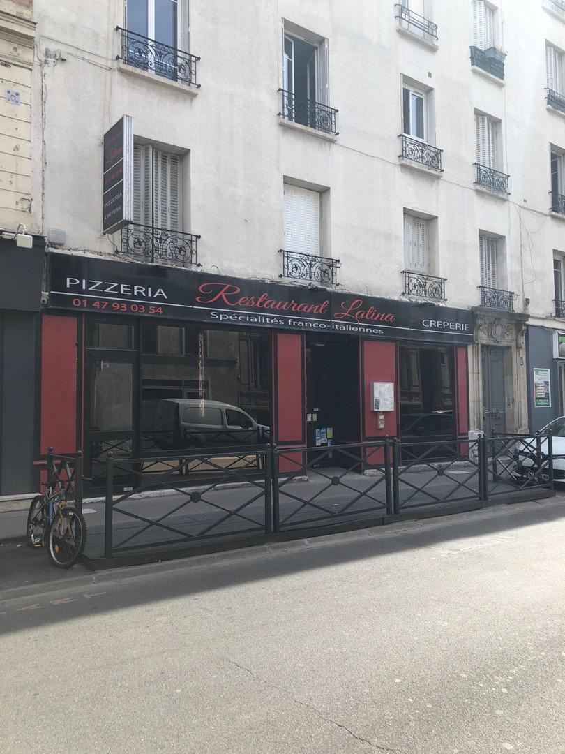 Photo of the June 24, 2018 9:15 AM, Latina, 30 Rue de Bretagne, 92600 Asnières-sur-Seine, France