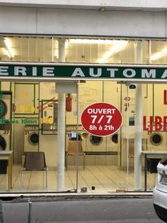 Foto vom 2. November 2017 10:48, Laverie Automatique, 25 Rue Saint-Didier, 75116 Paris, France