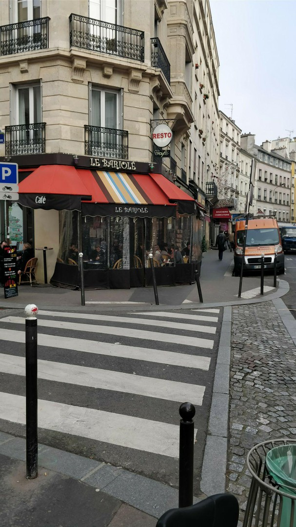 Foto del 19 de diciembre de 2017 12:40, Le Bariolé, 103 Rue de Belleville, 75020 Paris, Francia