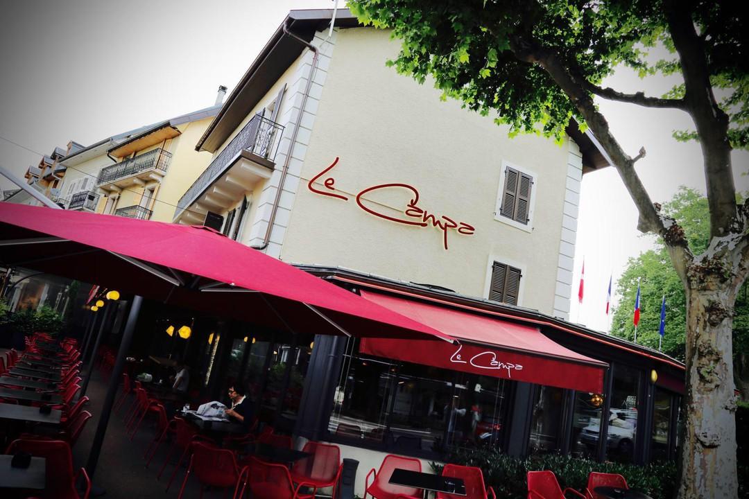 Photo du 18 octobre 2017 18:25, Le Campa - Brasserie Aix-les-Bains, 11 Place du Revard, 73100 Aix-les-Bains, France