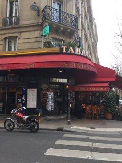Photo of the February 24, 2017 9:53 AM, Le Centenaire, 27 Boulevard de la Tour-Maubourg, 75007 Paris, France
