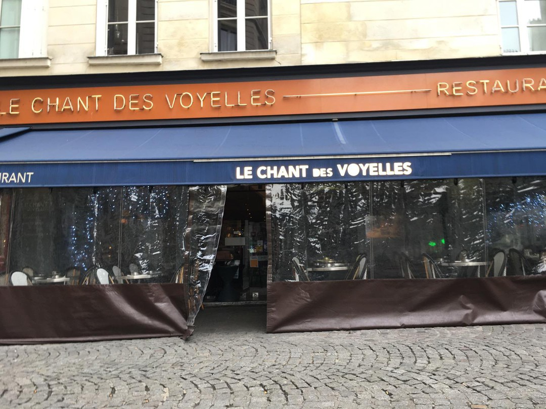 Photo of the December 7, 2017 11:12 AM, Le Chant des Voyelles, 2 Rue des Lombards, 75004 Paris, France