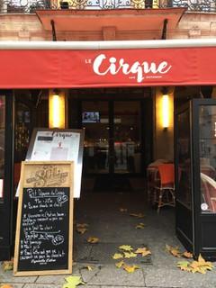 Photo du 7 décembre 2017 10:06, Le Cirque, 141 Rue Saint-Martin, 75004 Paris, France