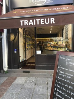 Photo du 6 avril 2018 09:16, Le Club Gourmet - Traiteur, 51 bis Rue Cler, 75007 Paris, France