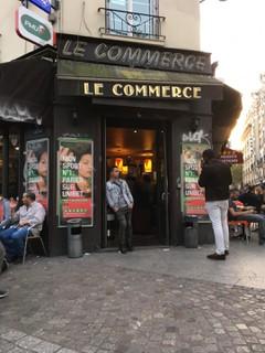Foto del 17 de octubre de 2017 16:37, Le Commerce, 11 Rue l'Olive, 75018 Paris, France