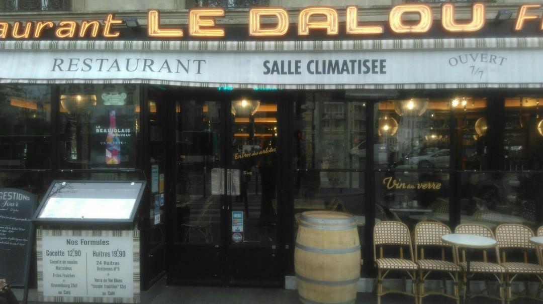 Foto del 16 de noviembre de 2017 13:37, Le Dalou, 30 Place de la Nation, 75012 Paris, Francia