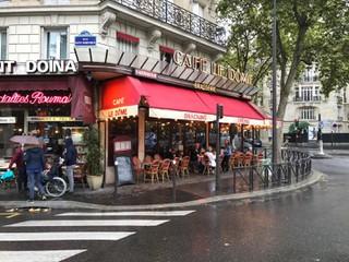 Foto vom 13. September 2017 11:23, Le Dôme, 47 Avenue de la Bourdonnais, 75007 Paris, France