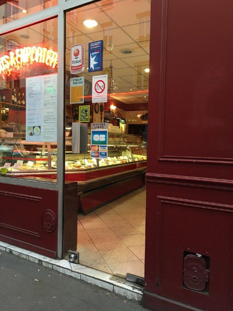 Photo du 1 décembre 2016 15:54, Le Dragon D'Or, 110 Rue de Belleville, 75020 Paris, Frankreich