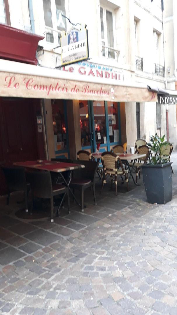 Photo of the November 19, 2017 9:22 PM, Le Gandhi, 14 Rue des Maréchaux, 54000 Nancy, France
