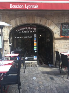 Photo du 23 mars 2018 10:12, Le Gourmand de Saint Jean - Restaurant Lyon, 4 Place Neuve Saint-Jean, 69005 Lyon, France
