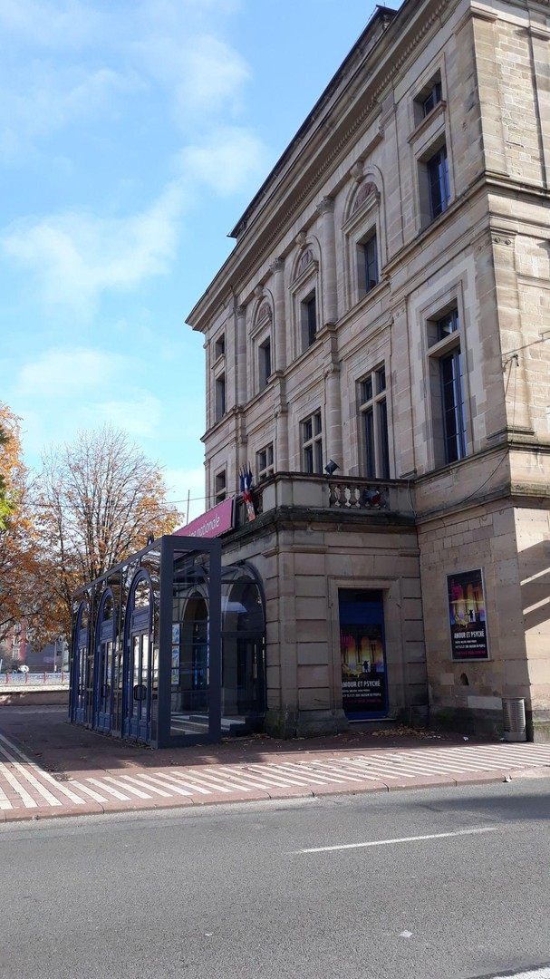 Photo of the November 18, 2017 8:18 AM, The Granite, National Scene, 1 Fbg de Montbéliard, 90000 Belfort, France