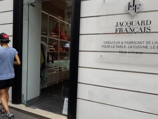 Foto vom 19. Juni 2018 11:28, Le Jacquard Français, 12 Rue du Chevalier de Saint-George, 75001 Paris, France