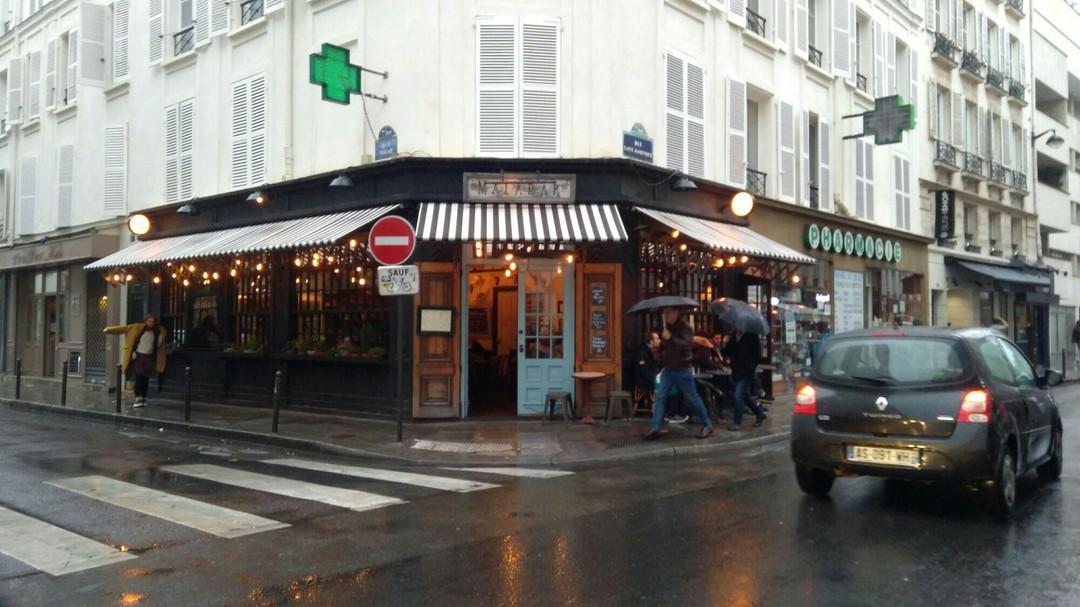 Foto del 11 de noviembre de 2017 15:28, Le Malabar, 88 Rue Saint-Dominique, 75007 Paris, Francia