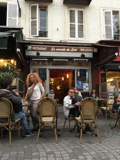 Foto vom 17. Oktober 2017 16:43, Le Monde de Léa, 9 Rue l'Olive, 75018 Paris, France