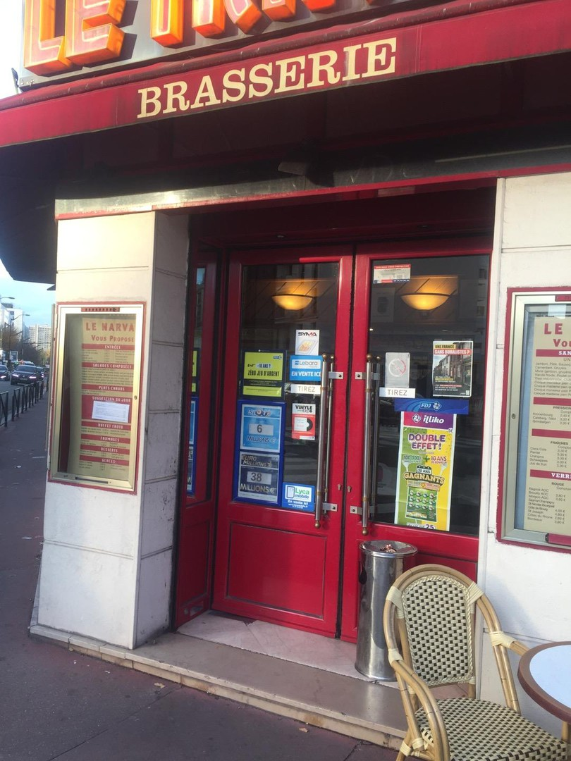 Foto del 14 de noviembre de 2017 15:03, Le Narval, 120 Rue Anatole France, 92300 Levallois-Perret, France