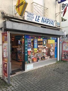 Photo du 13 novembre 2017 18:12, The Narvale Tobacco Press, 101 Rue Jean Jaurès, 44400 Nantes, France