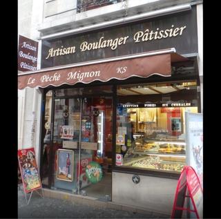 Foto vom 7. Mai 2017 09:35, Le Péché Mignon, 44 Avenue du Général Michel Bizot, 75012 Paris, France