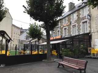 Photo du 7 septembre 2017 21:21, Le Pirate, 2 Place Général de Gaulle, 50400 Granville, Francia