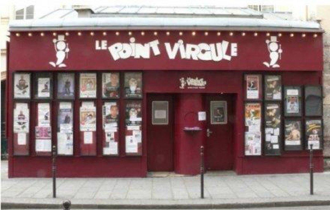 Teatro de artes escénicas - Le Point Virgule , Paris