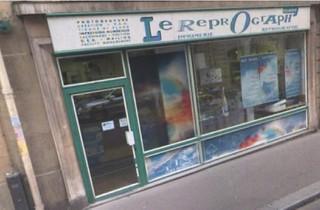 Photo of the May 26, 2018 10:52 AM, Le Reprograph' Clichy, 24 Rue de Clichy, 75009 Paris, France