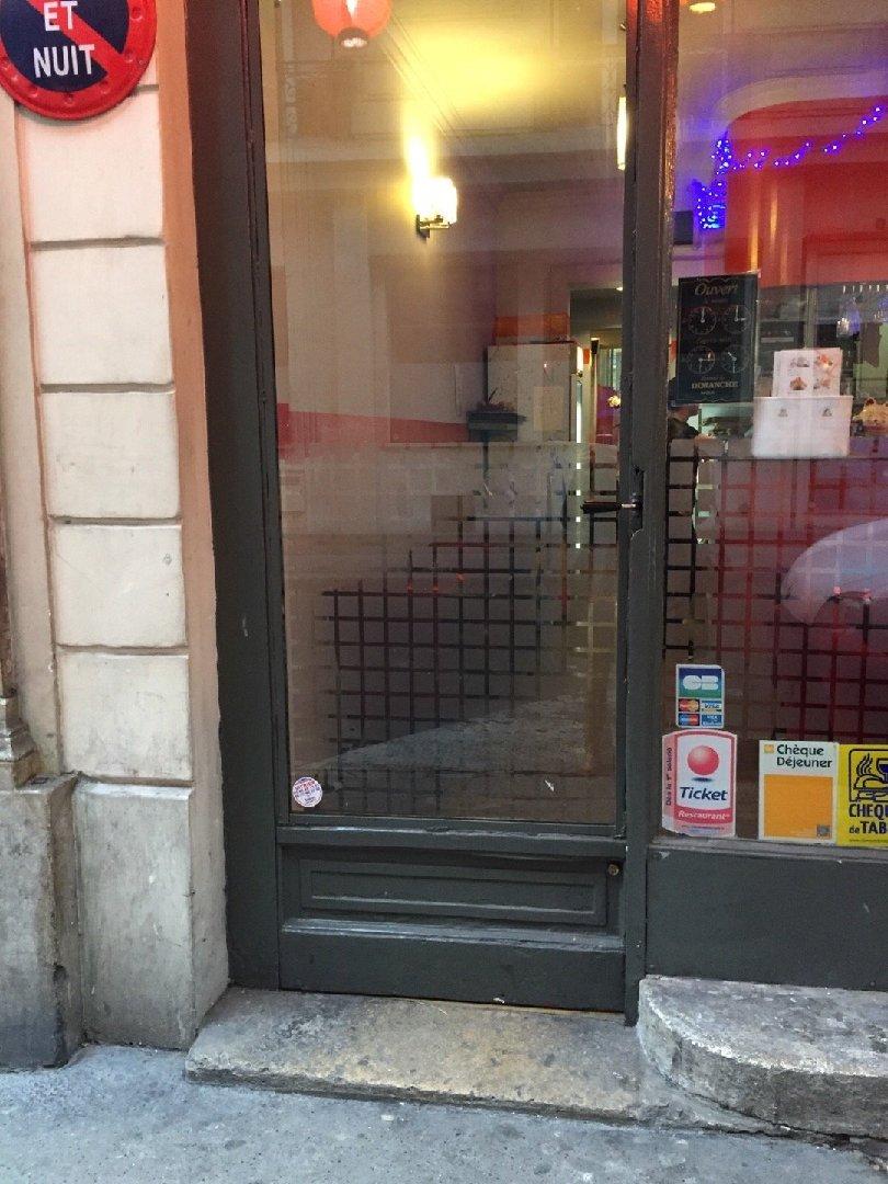 Photo of the February 2, 2017 2:20 PM, Le Ruban Rouge, 36 Rue du Colisée, 75008 Paris, France