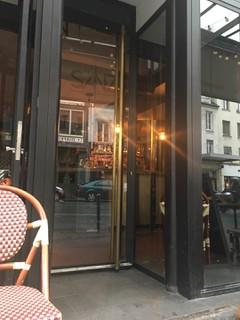 Foto vom 27. November 2017 14:10, Le Sanz - Restaurant & Bar-club, 49 Rue du Faubourg Saint-Antoine, 75011 Paris, France