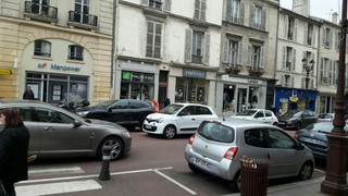 Foto del 19 de noviembre de 2017 7:49, Le Tanneur, 7 Place Hoche, 78000 Versailles, Francia