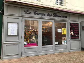 Photo of the February 28, 2017 3:55 PM, Le Temps Des Douceurs, 2 Rue Saint-Sauveur, 50400 Granville, Francia