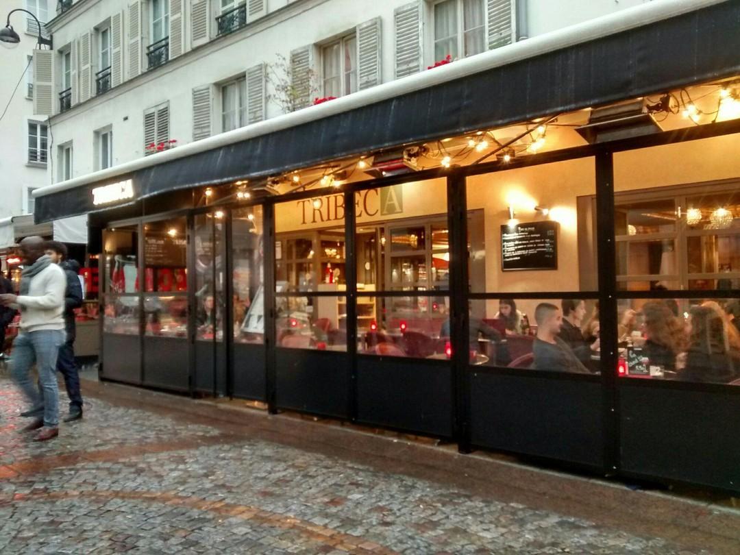 Foto vom 11. November 2017 15:57, Le Tribeca, 36 Rue Cler, 75007 Paris, Frankreich