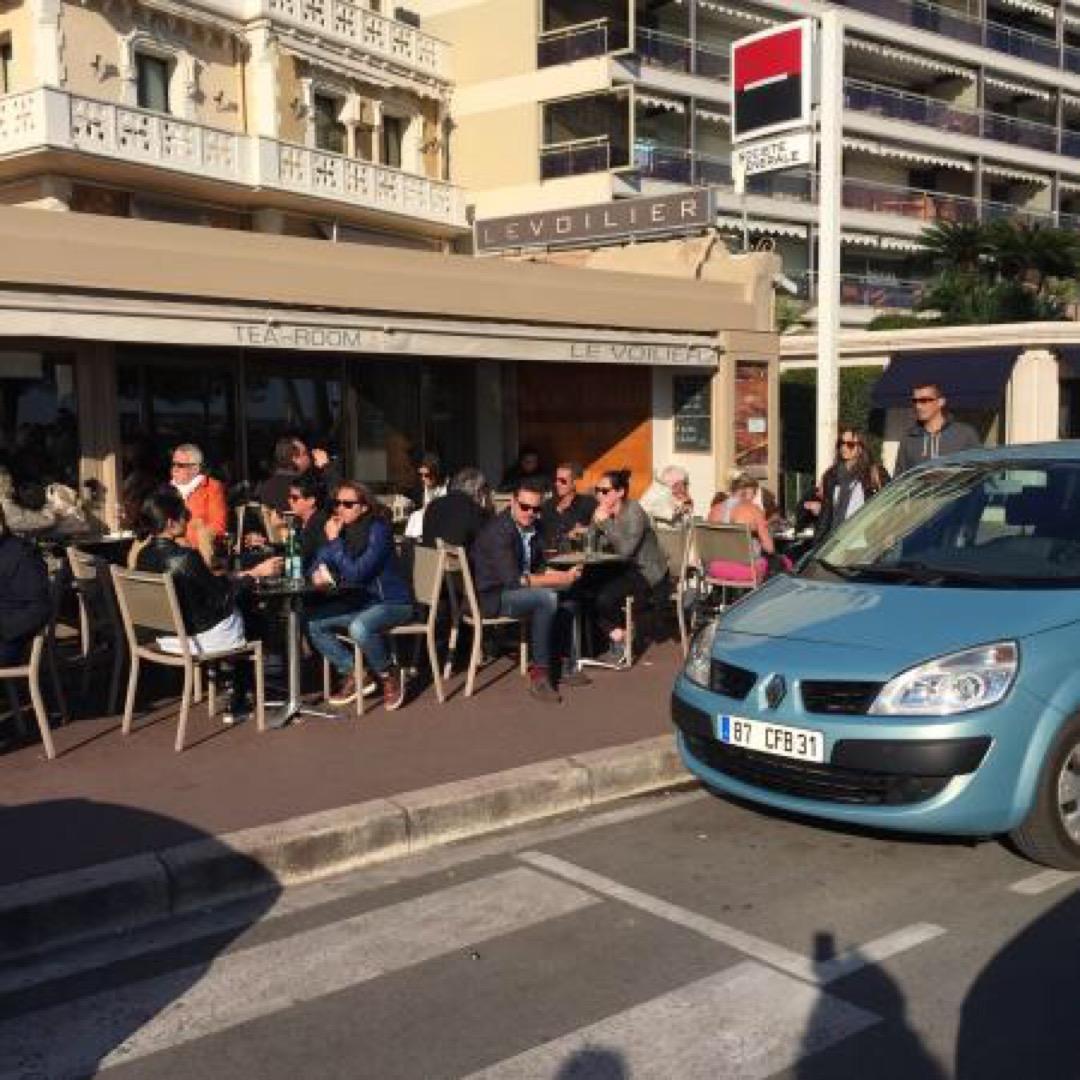 Foto del 31 de octubre de 2017 21:29, Le Voilier, 61 Boulevard de la Croisette, 6400 Cannes, Francia