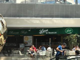 Photo of the June 26, 2018 10:29 AM, Léon de Bruxelles - Thiais, Centre Commercial Belle Épine, Rue du Luxembourg, 94320 Thiais, France