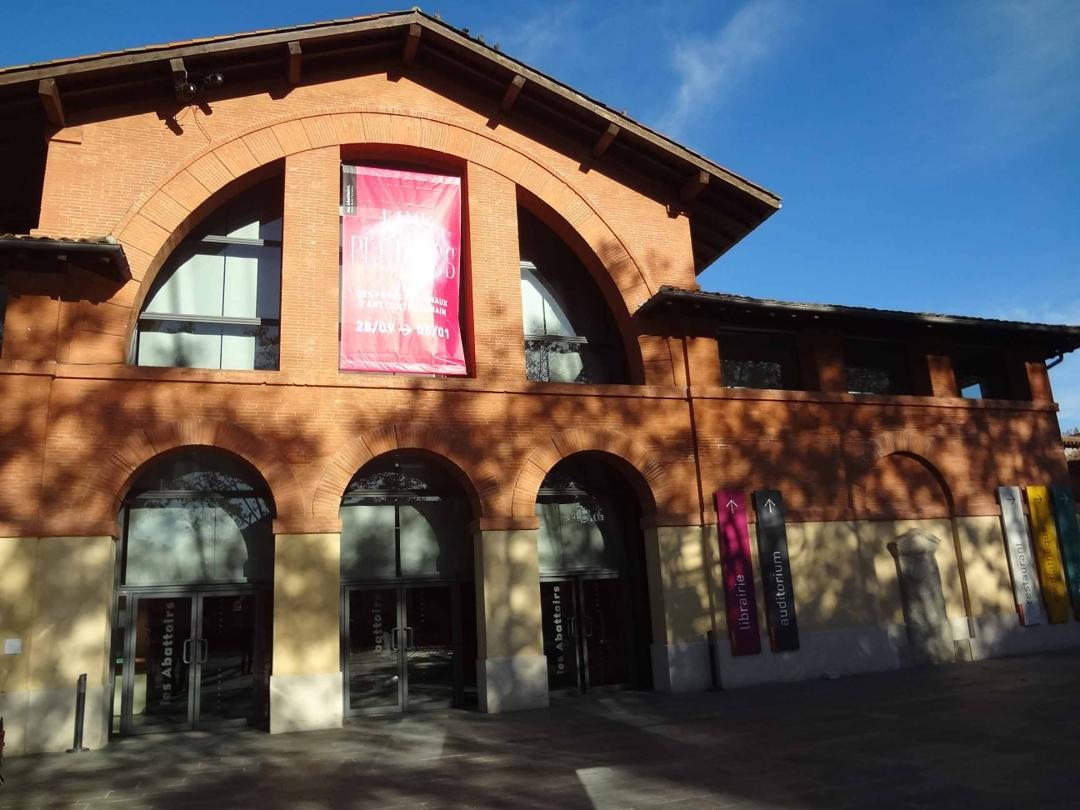 Foto del 5 de febrero de 2016 18:55, Les Abattoirs, 76 Allées Charles de Fitte, 31300 Toulouse, Francia