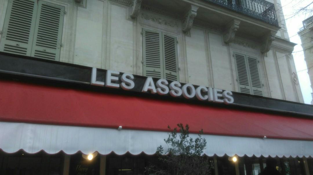 Photo of the November 27, 2017 12:41 PM, Les Associés, 50 Boulevard de la Bastille, 75012 Paris, France