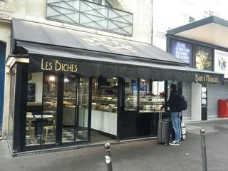 Photo du 4 novembre 2017 08:43, Les Biches Bar a Manger, 97 Boulevard Saint-Germain, 75006 Paris, France