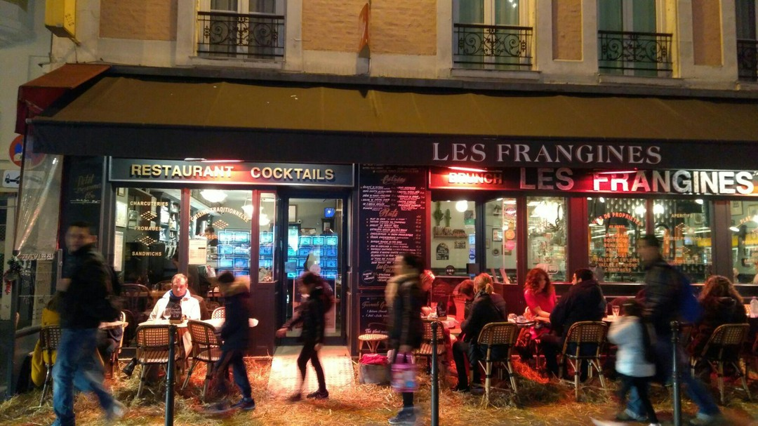 Photo of the November 16, 2017 5:28 PM, Les Frangines, 46 Rue Raymond Losserand, 75014 Paris, France