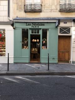 Photo of the March 25, 2017 10:52 AM, Les Néréides, 30 Rue de Sévigné, 75004 Paris, France