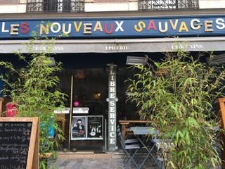 Photo du 19 décembre 2017 11:46, Les Nouveaux Sauvages, 12 Place du Guignier, 75020 Paris, Francia