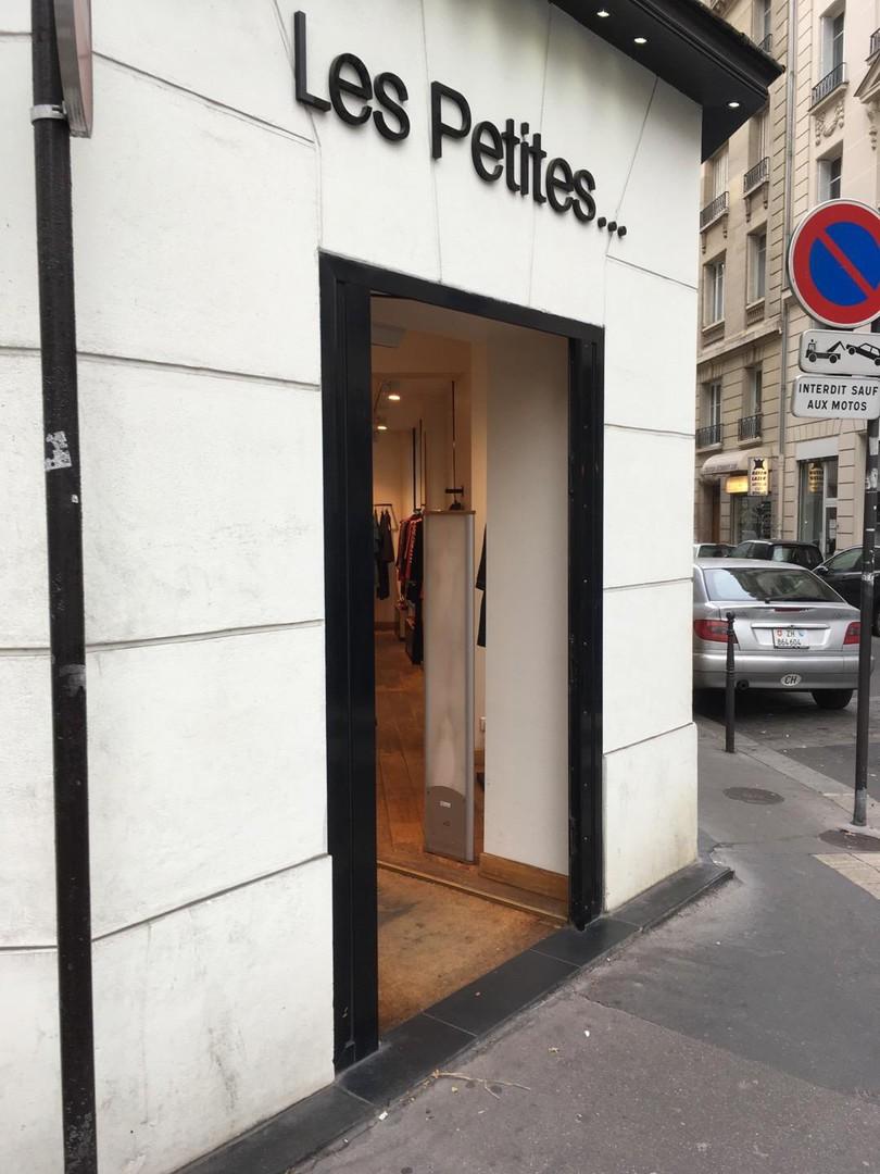 Foto del 16 de noviembre de 2017 12:33, Les Petites… Paris, 51 Rue Poncelet, 75017 Paris, Francia