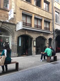 Photo du 12 septembre 2017 13:43, Les Petits Siamois, 16 Rue Palais Grillet, 69002 Lyon, Francia