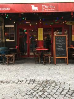 Photo du 7 décembre 2017 11:09, Les Piétons, 8 Rue des Lombards, 75004 Paris, France